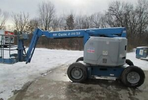 Finance or Lease a Boom Lift from $675/mo*