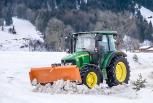 Snow Removal Equipment Wanted