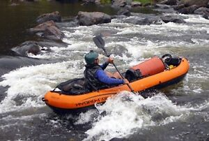 WILDERNESS KAYAKING TRIP DOWN SNOWY RIVE Early December Wangaratta Wangaratta Area Preview