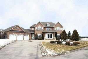 Estate Home On 1.7 Acres Prestigious Location!