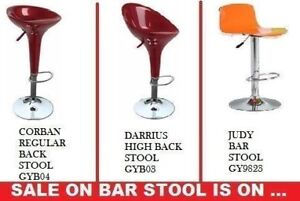 FALL SALE ON BAR STOOL, STANDS, DINING & COFFEE TABLES