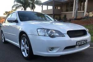 2006  Subaru Liberty R Sedan,Auto,7 month Rego.DVD ,Mags,Log Book Green Valley Liverpool Area Preview