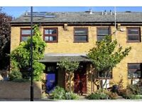 TWO BEDROOM HOUSE WITH GARDEN AND PARKING LIVERPOOL STREET WHITECHAPEL BRICK LANE SHOREDITCH