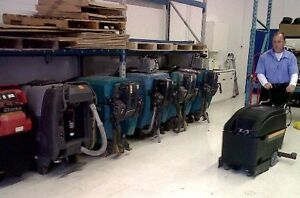 Auto scrubbers, floor machine & Cleaning Equipment for Rent ACES