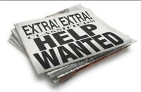 **** MATURE RELIABLE person to do flyer delivery in Bradford