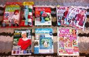 Knitting Magazine Lot