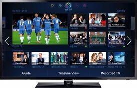 "Samsung UE32F5300 32"" 1080p LED tv freeview hd smart tv"