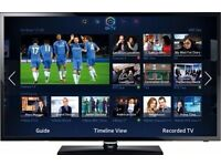 "Samsung UE32F5300 32"" 1080p LED tv freeview hd smart tv"