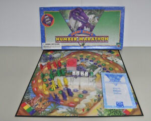 Discovery Toys- Count Dino's Number Marathon Game-complete London Ontario image 1