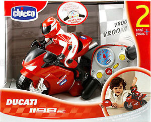 Radio Controlled Ducati Toy