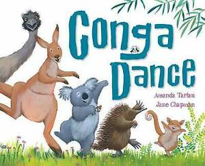 New - Conga Dance by Amanda Tarlau & Jane Chapman
