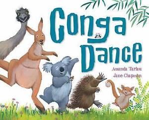 New - Conga Dance by Amanda Tarlau & Jane Chapman