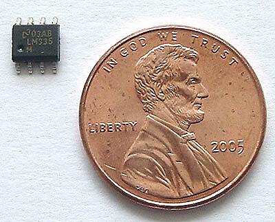 LM335M LM335 M IC SMT Precision Temperature Sensor (10)