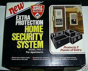 SECURITY SYSTEMS FOR APARTMENT-2 POINTS OF ENTRIES