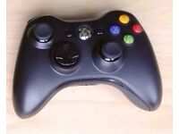 Looking for an Xbox 360 controller, don't need console, could consider games