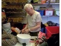 Saturday Stock Preparation volunteer Assistant