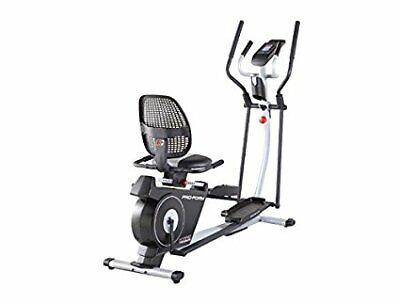 New ProForm Hybrid Trainer Elliptical Cardio Exercise Machin
