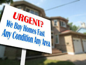 Urgent? Do You Need To Sell Your House Fast? Kitchener / Waterloo Kitchener Area image 1