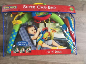 Tiny Love Super Car Bar Complete