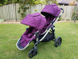 excellent condition city select stroller with extra seat