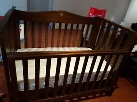 borri country collection cot bed