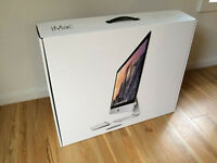 "APPLE IMAC BOX, 27"", MAKES GREAT CARRY CASE+ INT PACKAGING"
