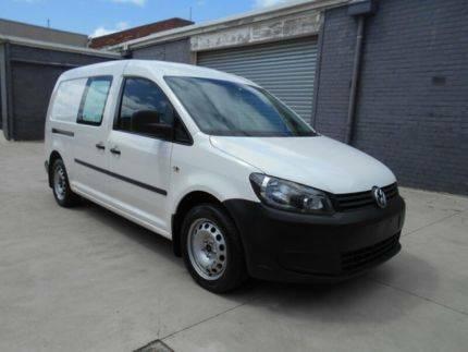 2012 Volkswagen Caddy Van/Minivan Balcatta Stirling Area Preview