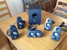 Logitech Z506 5.1 Surround Sound Speaker System High Wycombe Kalamunda Area Preview