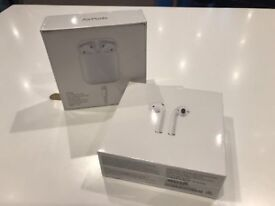 **SEALED** APPLE AIRPODS BRAND NEW LATEST AIR PODS AND INCLUDE 1 YEAR APPLE WARRANTY