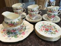 Shelley Tea Sets Wanted