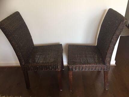 freedom furniture dining chairs gumtree australia bankstown