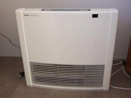 Rinnai Avenger 25Mj Gas Convector Heater