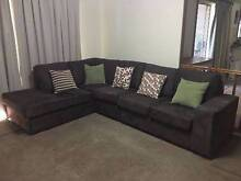 AS NEW 'DUKE' MODULAR CHAISE 5 SEATER COUCH - PERFECT CONDITION Newcastle 2300 Newcastle Area Preview