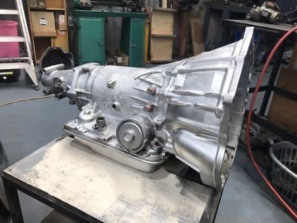 LS1 AUTOMATIC TRANSMISSION - 4L60 V8 Gearbox Auto VY R8