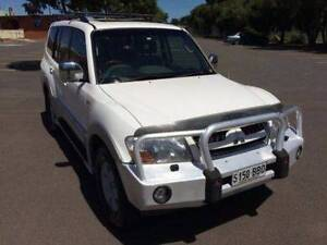 2002 Mitsubishi Pajero V6 165,000km - full cover insurance $10k Manly Manly Area Preview