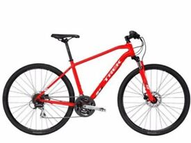 Trek ds 2 hybrid mens bike...
