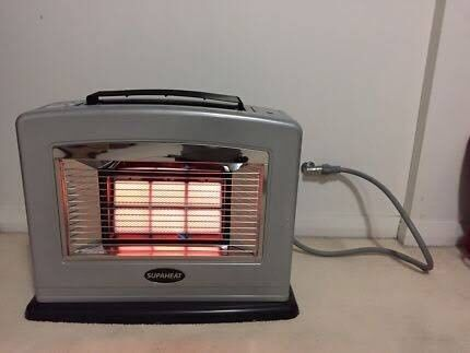 Natural gas heater supaheat in excellent condition