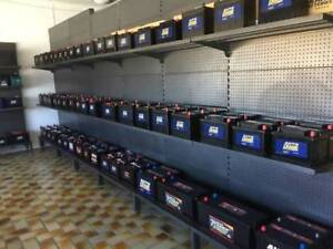 WE SELL USED CAR BATTERIES |Fully Charged +  Auto Mechanic