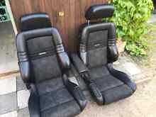Recaro DS leather seats Rydalmere Parramatta Area Preview