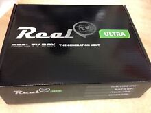Real Tv Ultra with Quad core processor Cricket/indian channels Bentley Canning Area Preview
