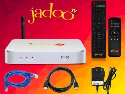 Jadootv 4Q 2017 HD with free setup & Delivery