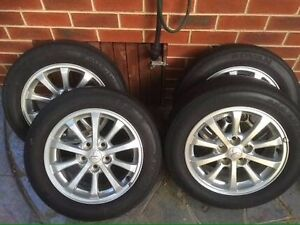 Lancer alloy rims 16 inch Redcliffe Redcliffe Area Preview