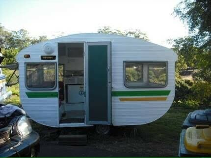 WANTED 10-14 foot caravan Telarah Maitland Area Preview