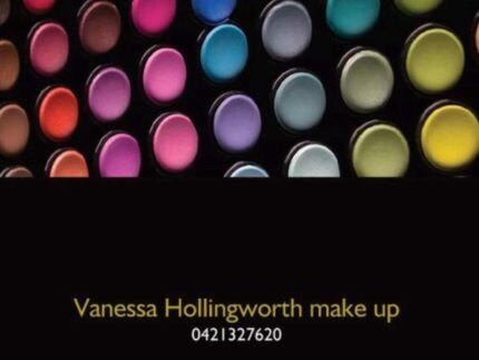 VANESSA HOLLINGWORTH MAKE UP AND TANNING Joondalup Joondalup Area Preview
