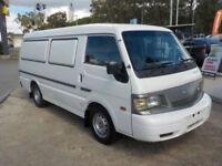 wanted Mazda e2000 van e2200 twin side doors diesel or petrol any year
