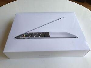 "Brand New 15"" Apple Macbook Pro Touch Bar Radeon 460 4GB EXTRAS!"