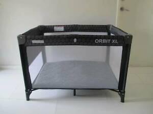 Childcare orbit xl porta cot   Excellent condition