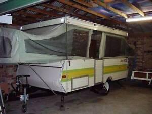 1981 Jayco Swan Pop Top/ Windup Campervan Keperra Brisbane North West Preview