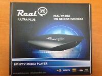 Real TV desi IPTV box