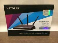 WANTED nighthawk ac1900 router